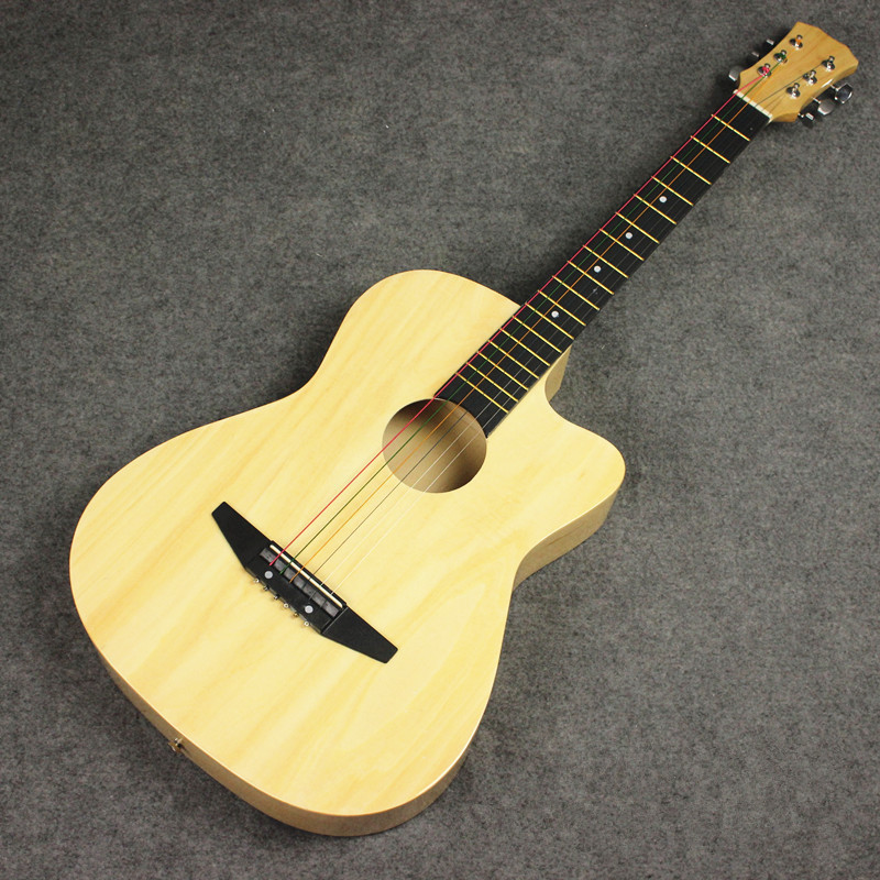 2016 38 13 new 38 acoustic guitar high quality guitarra musical instruments with guitar strings. Black Bedroom Furniture Sets. Home Design Ideas