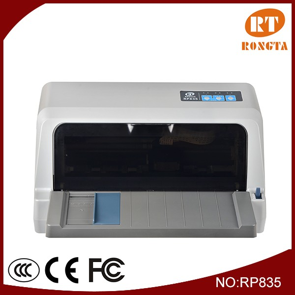 a4 size document type 24 pins dot matrix printing invoice printer