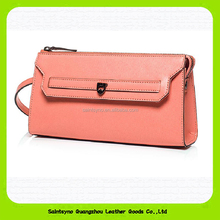 15608 Fashion design Genuine Cow Leather Handbag for lady with 1 spacious cash compartment could keep tablet/umbrella/wallet ect