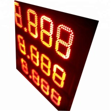 Hotsale Gas Station Preise LED zeichen/LED Gas Station <span class=keywords><strong>Billboard</strong></span>