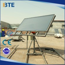 flat plate hot air solar collector prices