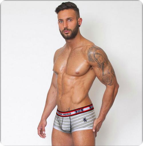 Лето полоска мужская нижнее белье. Динамический ткань в полоску индиана 100% хлопок 4 цвета мужчины боксеры шорты