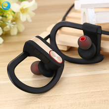 Professional ear hook style radiation free earphone With Stable Function