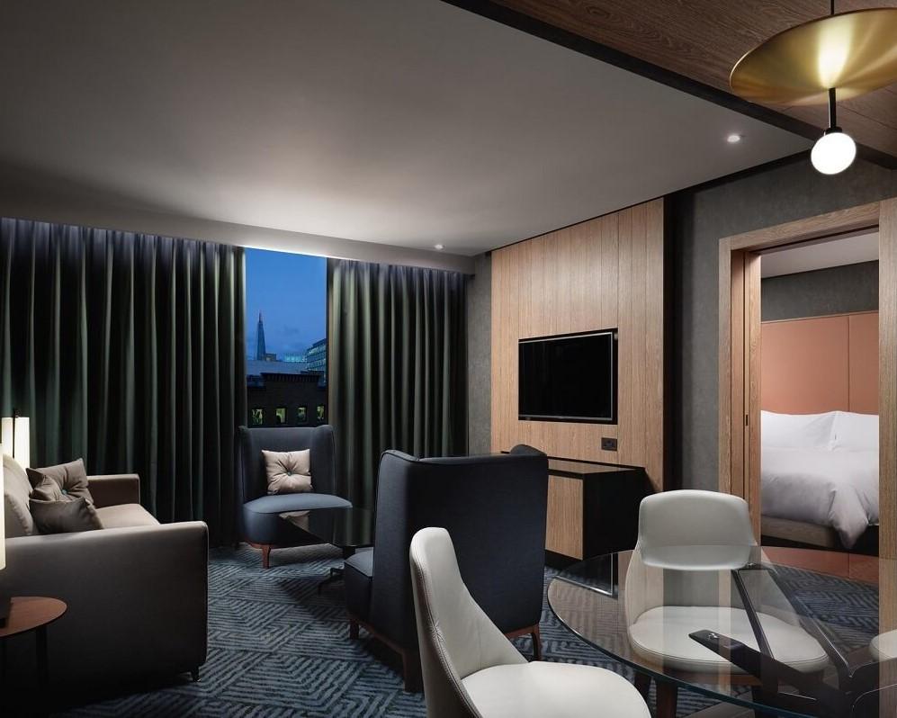 Hilton Hotel And Hotel Desainer Furnitur Kamar Tidur