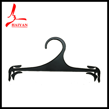 Hy2071 Black Plastic Bra Hanger,Underwear Clip Hanger Plastic ...