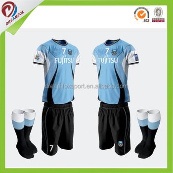 4a4869d5c Wholesale Cheap Dye Sublimation Custom Shirt Soccer Jersey - Buy ...