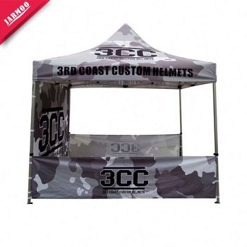 Advertising roof for exhibition pop up tent canopy Digital Printing
