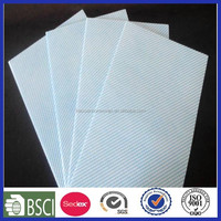 [FACTORY]Chemical bonded nonwoven material/list of disposable products/non woven duster--Cleaning products