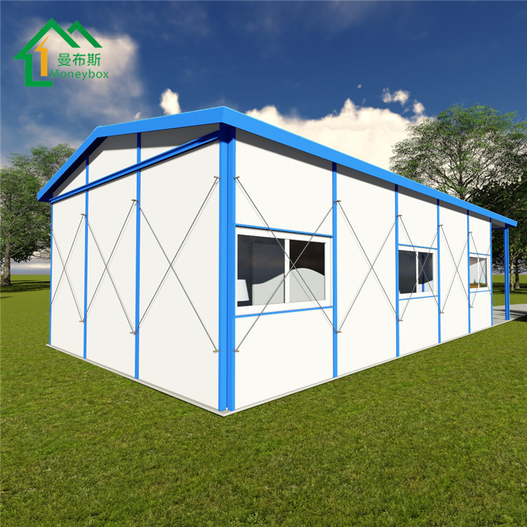 China Low Cost Prefab Warehouse
