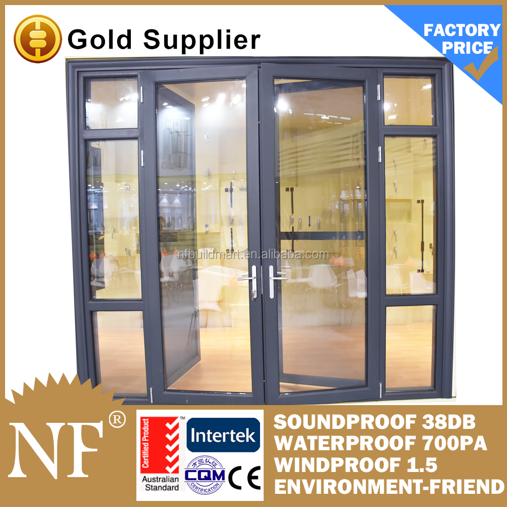Aluminium verwendet au en franz sisch t ren f r verkauf for Exterior double french doors for sale