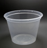 20oz Cheap disposable plastic packaging soup container,soup bowl