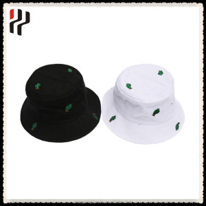Factory price Classic funny custom bucket hat embroidery logo