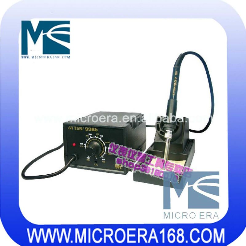 Economical ATTEN AT936b ESD Lead-free Soldering Station for Motherboard Repair
