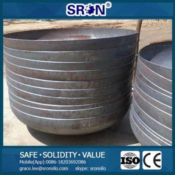 Sron Marke Carbon/edelstahl Gewölbte/elliptischen/ellipsenförmigen ...