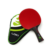 LOKI Goede prestaties <span class=keywords><strong>tafeltennis</strong></span> paddle set ping pong <span class=keywords><strong>racket</strong></span>