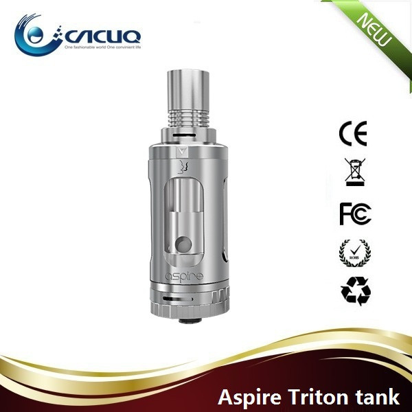 Newest Hottest wholesale 3.5 ML Aspire top filling Triton Tank with AFC top and bottom includes an RBA section coming soon