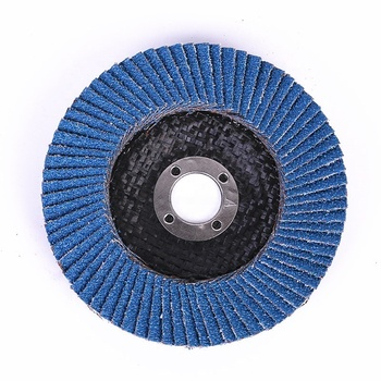 7inch,60-400 Grit Abrasive Flap Disc of Zirconium polishing stainless steel, metal,wood, stone Stainless Steel
