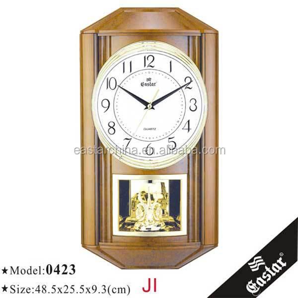 quartz hourly chime pendulum wall clock movement quartz hourly chime pendulum wall clock movement suppliers and at alibabacom - Pendulum Wall Clock