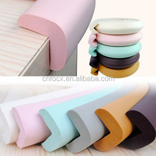 200CM L Shape Thicken Baby Safety Corner / table Protector Edge / baby Edge Cushion