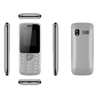 Original mobile phone factory Cheap price 1.77inch GSM CDMA 3g feature mobile phone built-in 2000mAh battery