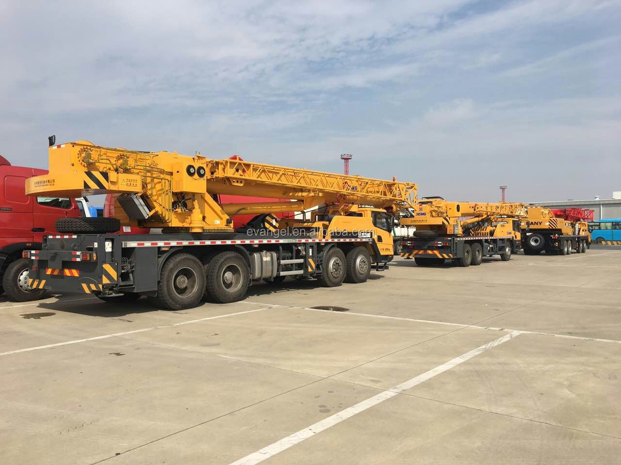 Cheap 25 ton Mobile Crane QY25K5-II for sale