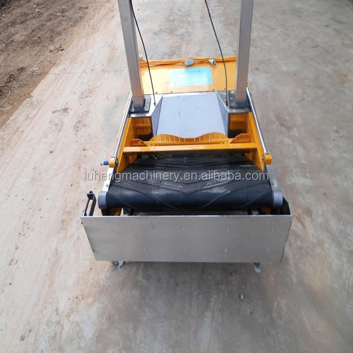 LLHH Wall house rendering machine concrete plastering machine for sale