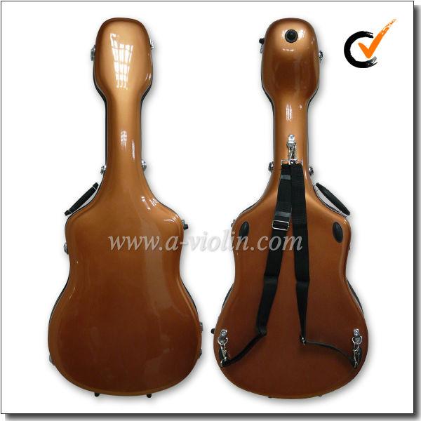 "41"" Fiberglass Guitar Case For Acoustic Guitar (cwg-f10)"
