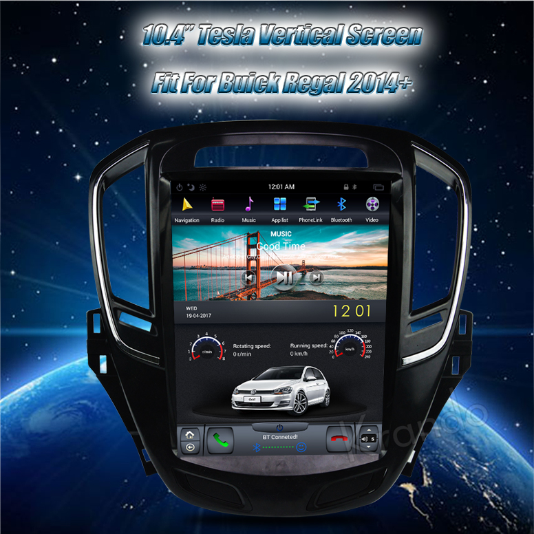 car dvd player for buick Regal