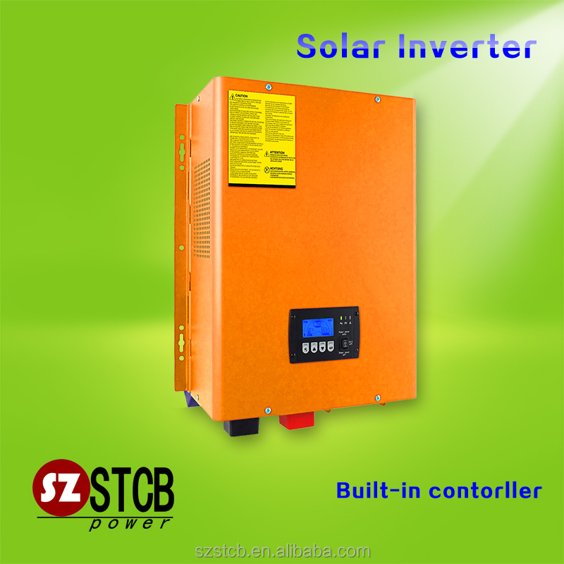 solar generator inverter 10kw built-in solar controller and ac charger