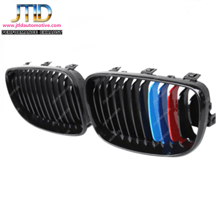 ABS front kidney grills E82 E88 center mesh