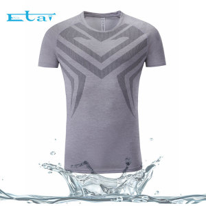 jogging wear gym wear sport t shirt fitness tshirt for men