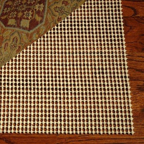 Get Quotations Area Rug Pad 5x7 5 X 7 Non Skid Slip Underlay Nonslip Pads For Rugs Hardwood