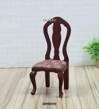 Dollhouse Furniture Miniature Chair Model Miniatures Wholesale Low