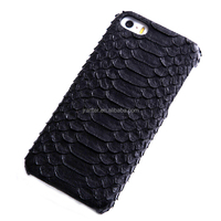 Custom Genuine Python Snakeskin for iPhone 6 Plus Leather Case Made in China
