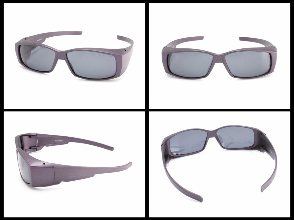 ac907a569d PANLEES UV protective polarized lens fit over covers wear over ...