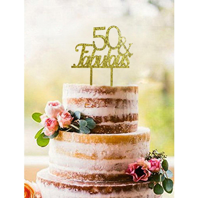 Pleasing Cheap 50Th Anniversary Cake Decorations Find 50Th Anniversary Funny Birthday Cards Online Ioscodamsfinfo