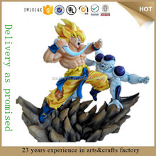 china canton fair 2015 hoge kwaliteit <span class=keywords><strong>dragon</strong></span> <span class=keywords><strong>ball</strong></span> <span class=keywords><strong>z</strong></span> action figures
