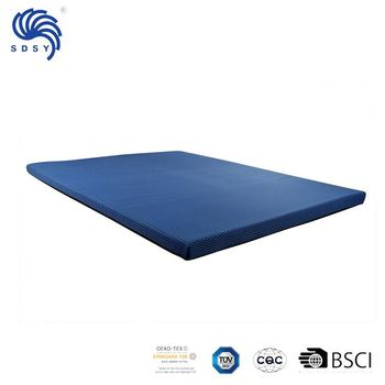 High quality best price folding thin bed mattress topper