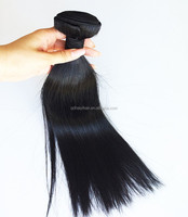 2016 Hot Sales Large Stock Factory Wholesale Thick Bottom Black Hair Weave Brands
