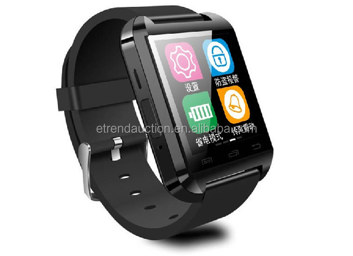 Portable Smart hand Watch Mobile Phone Price 1.4inch support MSN QQ Low Cost Phone Watch Bluetooth Watch Phone
