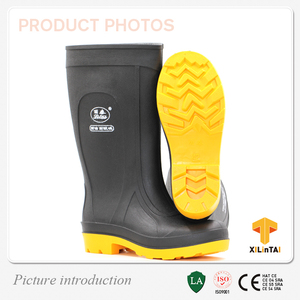 Customized Garden Rain PVC Boots