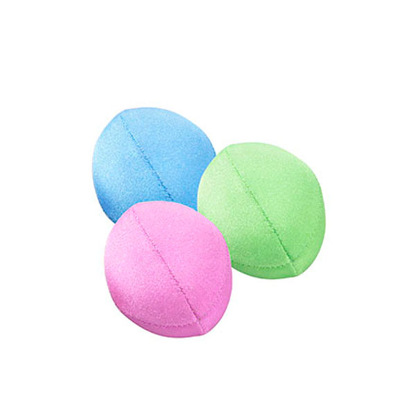 High Quality Exercise Jelly Hand Power Grip Ball with nylon cover