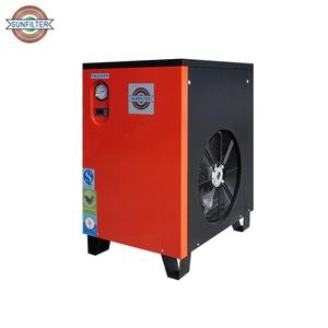 Air cooling model 3.8Nm3/min gas dryers with spare parts changeable