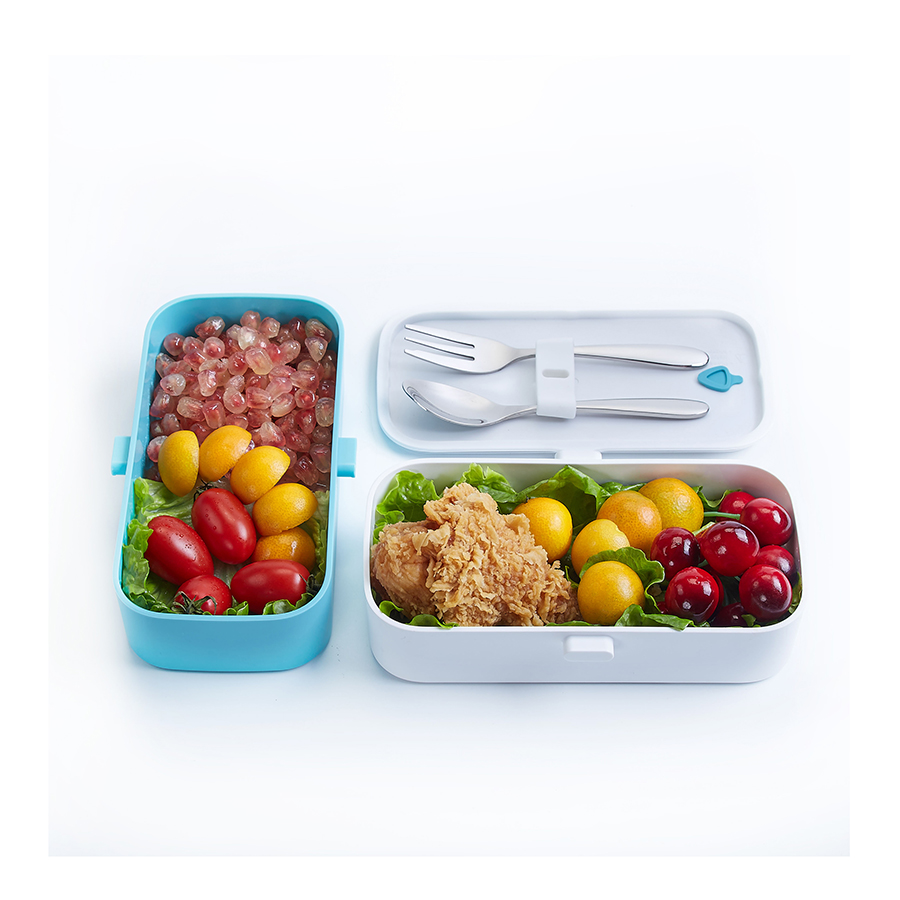Moderne dicht kinder bento tiffin lunch box