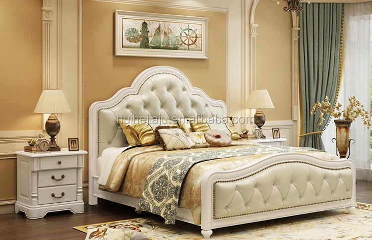 Custom New Design Simple Double Bed Designs With Storage, Box Type Bed  Design
