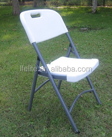 Wholesale modern good quality used metal folding chairs for Good quality folding chairs