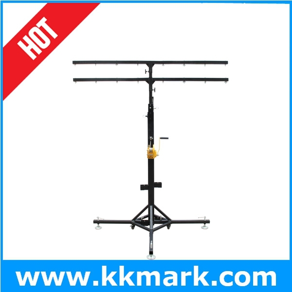 truss stand truss tower stand with steel base on sale