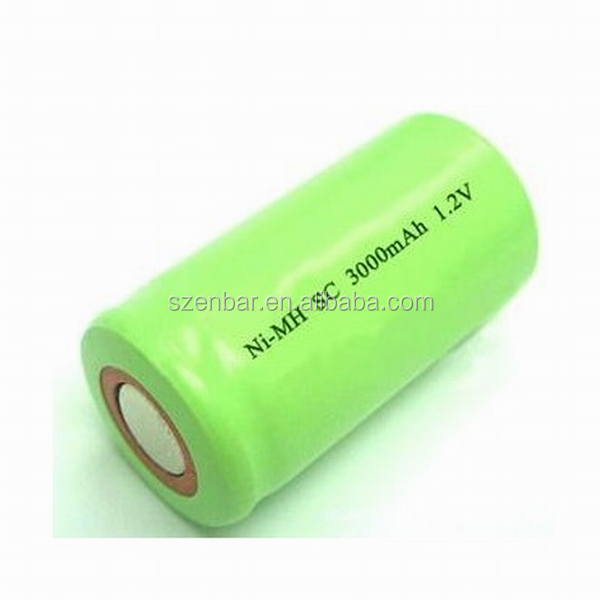 1.2V 4000mAh nimh battery pack for digital products 18670