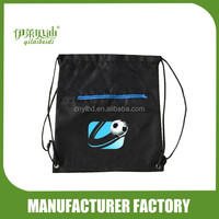 Drawstring Design Closure For Backpack Bags Manufacturer