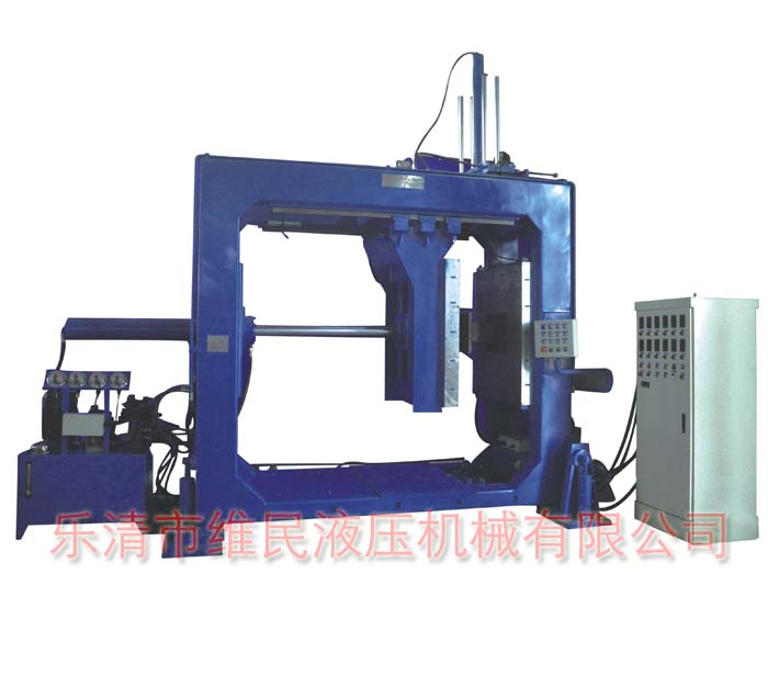 Professional to provide Epoxy resin pressure molding machine -APG1210